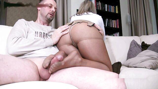 XXX sin registro  su primer masaje nuru resbaladizo porno de modelo argentina